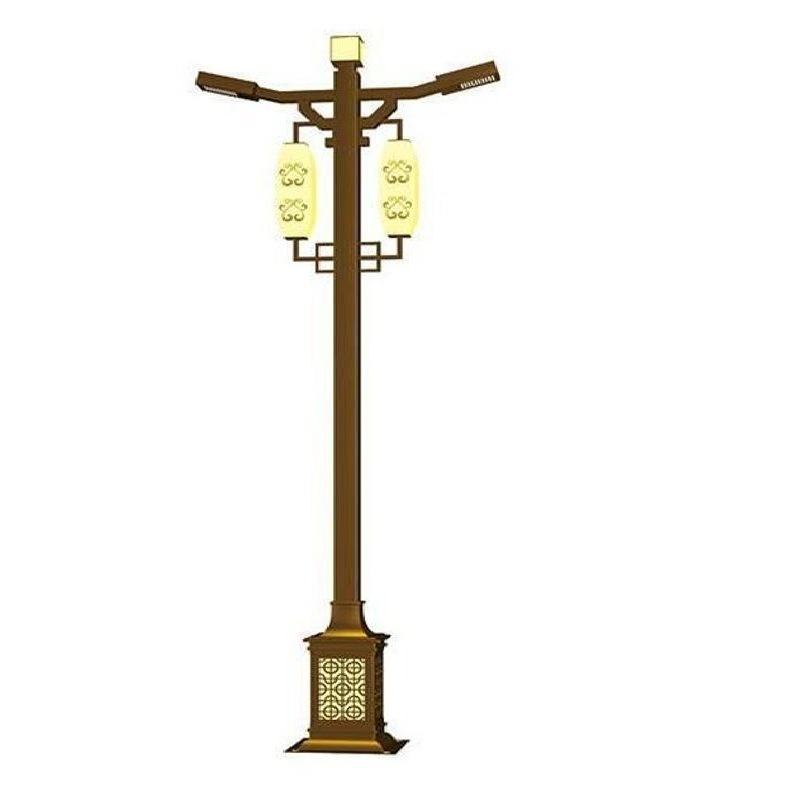 四川仿古庭院燈,中式庭院燈,3m庭院燈