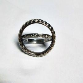 厂家定制304不锈钢首饰配件,戒指,创意首饰件