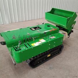 新款果树开沟除草机 柴油动力开沟旋耕机