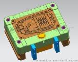 大功率LED灯具外壳模具
