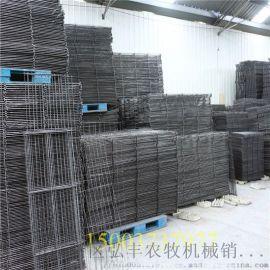 养殖场钢筋网片在水泥漏粪板中的作用-行业设备