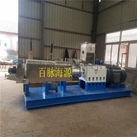 大型预糊化淀粉膨化机 型煤粘合机加工设备