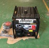 6KW施工用汽油发电机/三相380V发电机