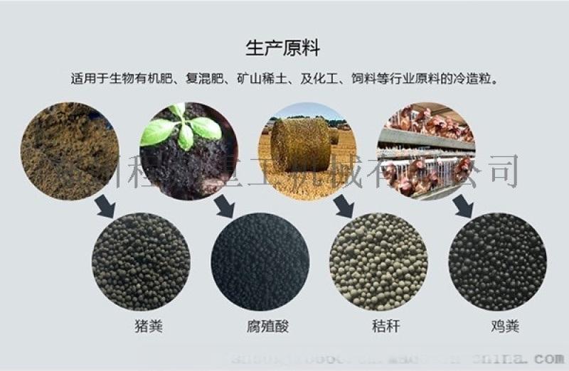 鸡粪发酵有机肥设备,有机肥颗粒生产线设备厂家直销