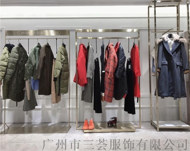 文艺复古女装哪家好广州三荟服饰棉麻品牌折扣货源