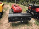浩鴻農用履帶式微耕機電動遙控操作一機多用