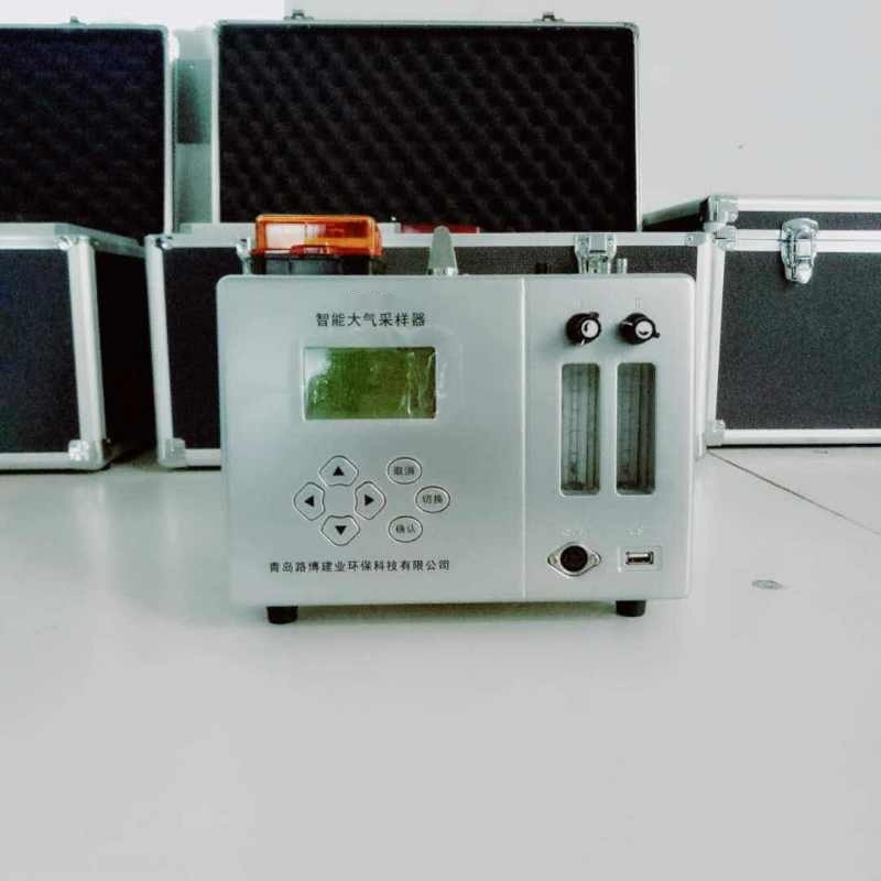 LB-6E型大气采样器劳动卫生使用