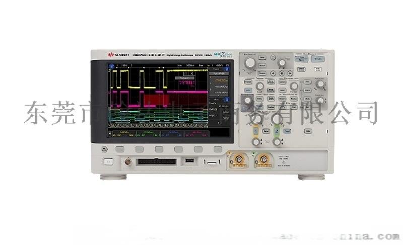回收安捷倫MSOX3102T混合信號示波器