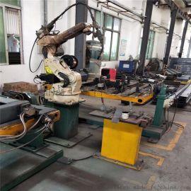 全自动化机器人 座椅焊接点焊 五轴工业自动化机械手