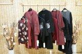 品牌大码女装折扣走份风笛19年春款女式风衣外套