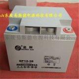 聖陽蓄電池12V38AH SP12-38參數