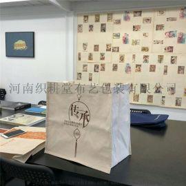 郑州手提帆布袋 学校宣传定做全棉创意广告购物袋