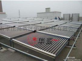 賓館太陽能熱水工程不只看產品質量