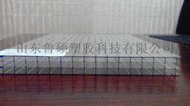 菏泽pc透明四层保温阳光板温室
