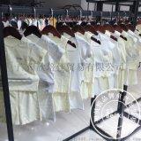 米可.波米彩棉新生婴儿套装一线巴拉品牌折扣走份套装