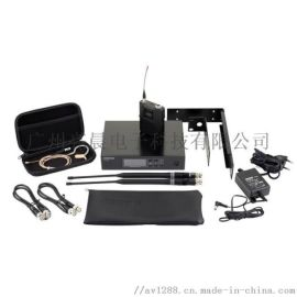 SHURE QLXD14/MX153T头戴无线话筒