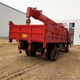 改装吊挖一体机 定做12吨四驱四不像随车挖掘机