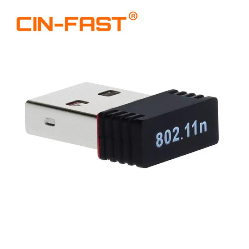 工廠現貨8188cus無線網卡 wifi接收器150M迷你無線網卡usb承接OEM
