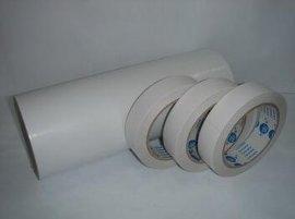 供应茗超高粘棉纸双面胶 厂家直销强力棉纸双面胶