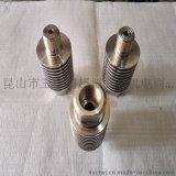 304不锈钢压力表散热器 耐高温高压散热器 压力变送器散热器
