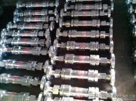 可燃气体用管路阻火器南宫河北弘创气体设备直销