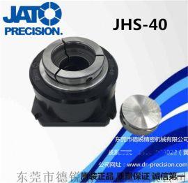台湾朝铨JAS-15立式不旋转气动卡盘,钻床铣床液压卡盘