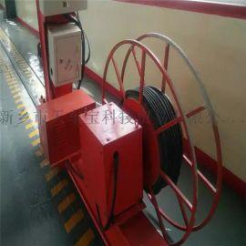 龙门吊供电卷线盘 弹簧自动卷线器 行车电动电缆卷筒
