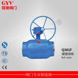 Q361F一体式全焊接球阀 缩径/全通径燃气球阀