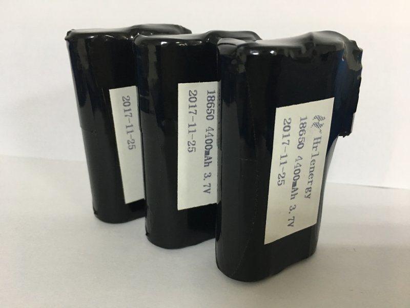 18650並聯鋰電池組 保暖服鋰電池