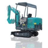 先导式履带挖掘机 果园农用勾勾机 路面小型挖掘机