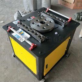 地脚螺栓弯曲机 螺栓折弯机 数控螺栓弯曲机