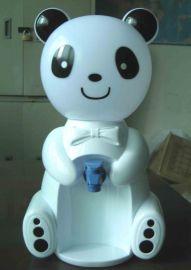 七彩熊猫迷你饮水机(JK108)