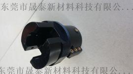 新能源汽车固定座塑料PA66/6+GF30耐磨