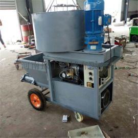 石景山区内蒙古兴安盟电动砂浆喷涂机