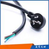 国标16A 纯铜 插头线 电源线 大功率