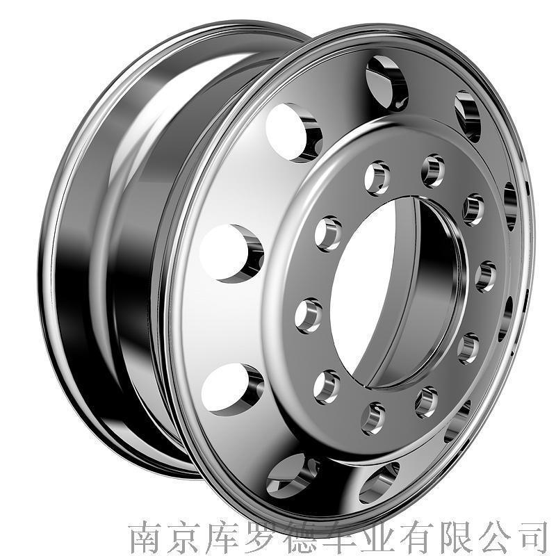 運輸掛車鍛造鋁合金輪轂1139