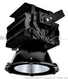 建筑之星led塔吊灯户外防水探照灯500w投光射灯