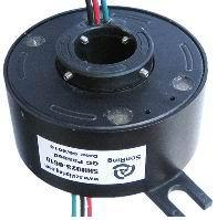 过孔式导电滑环(SNH025系列)