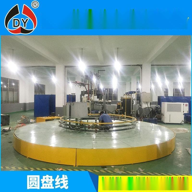 厂家直销 圆盘线机 工业生产线机器设备 优质自动圆盘生产线