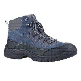 反绒皮运动款工作鞋 18002