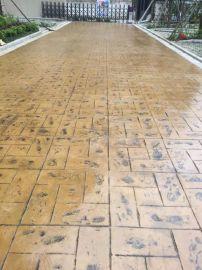 桓石fangshi压印混凝土材料,彩色压印地坪,压印地坪模具 混凝土压印