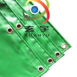 汽車篷布、貨場蓋布、PVC夾網布材料