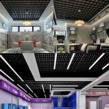 鋁天花廠家直銷鋁格柵吊頂天花鋁格柵尺寸可定製