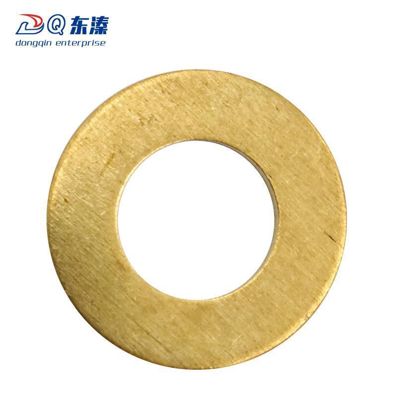 佛山厂家直销紧固件连接件 垫圈 铜垫片