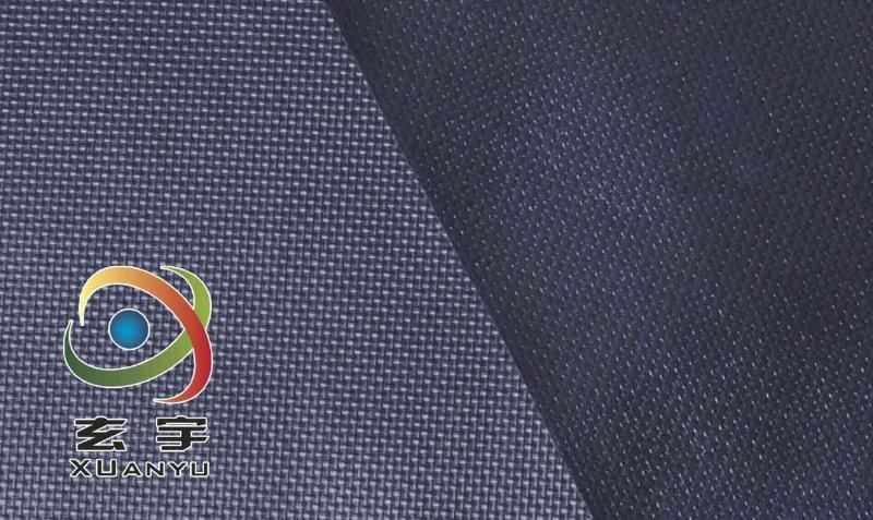 500DPVC布纹夹网布   双面涂胶PVC