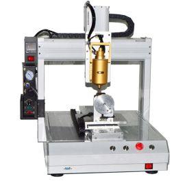全自动高速点胶机 桌面式热熔胶机 三轴ab注胶灌胶机批发