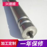 专业供应 压槽滚筒 带槽滚筒 微型电动滚筒输送设备专用滚筒