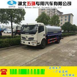 东风福瑞卡8-10吨洒水车|绿化洒水车