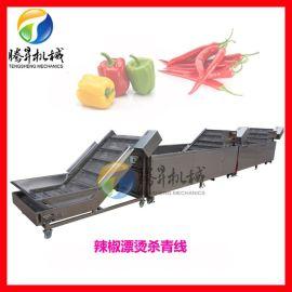 果蔬漂燙機 淨菜加工設備殺青漂燙機 玉米漂燙機