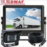重卡汽车,货车,油罐车,矿车,后视倒车影像监控系统